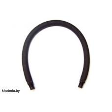 Тяги латекс черные D18мм, (кольцевая) длина 48 см SARGAN GESB4248