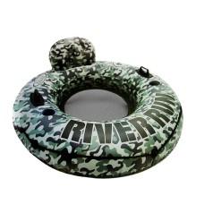 "Круг для плавания ""camo river run 1"" 135 см"