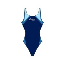 Купальник cressi женский для спортивного плавания paros