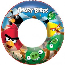 Круг для плавания angry birds 56см