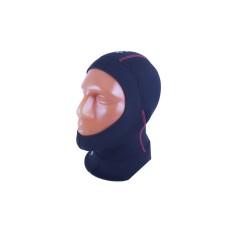 """Шлем сарган """"неро"""" с молнией сзади 5 мм"""