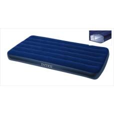 Надувная кровать-матрас 191х99х31см