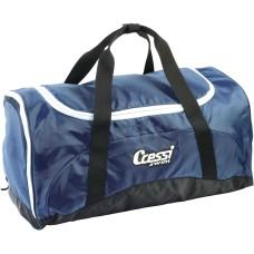Сумка cressi swim bag синяя, для переноски легкого снаряжения