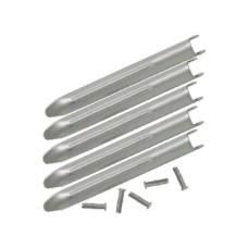 Набор атлантис для арбалетного гарпуна, d 6мм: 5 флажков + 5 заклепок
