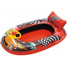 Лодка для плавания надувная speedway с рулем, 102*69см