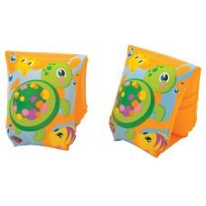 Нарукавники надувные черепаха, 25*15см