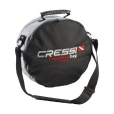 Сумка cressi regulator bag, с сетчатым мешком для регулятора и пляжного комплекта