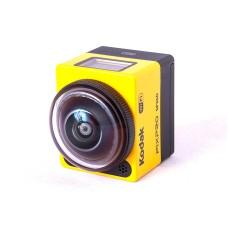 Экшн камера pixpro sp360 kodak