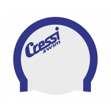 Шапочка cressi bi color силиконовая, цвета в ассортименте (серый, синий, голубой)