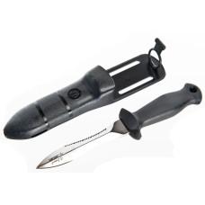 Нож сарган тургояк-стропорез зеркальная полировка