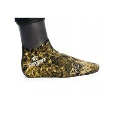 Носки sargan сталкер rd2.0 с кевларовой подошвой 9 мм
