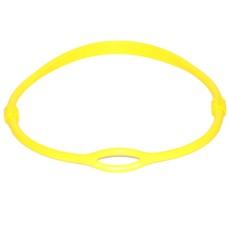 Держатель регулятора нашейный 72 см желтый saecodive