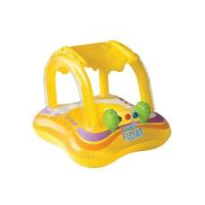"Круг для плавания ""kiddie float"" 81х66 см (от 1-2 года)"