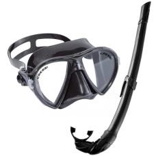 Набор cressi маска ocean + трубка corsica