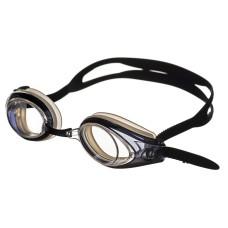 Очки для плавания saeko vision голубая прозрачная