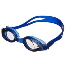 Очки для плавания saeko freestyle детские дымчатая