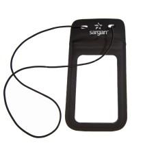 Чехол иргиз для iphone/смартфонов, влагозащищенный, с прозрачным экраном для управления sargan