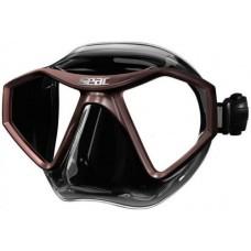 Маска seac l70 черный силикон