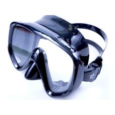 Маска сарган окулятор черный силикон прозрачные линзы