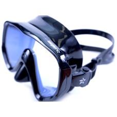 Маска сарган окулятор черный силикон просветленные линзы