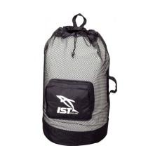 Сумка-рюкзак ist сетчатая для дайверского снаряжения, нейлон 73*35*40см