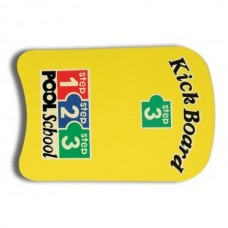 """Доска для плавания """"kickboard pool school"""" 45x30 см, 3+"""