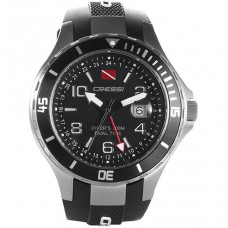 Часы cressi водонепроницаемые traveller dual time