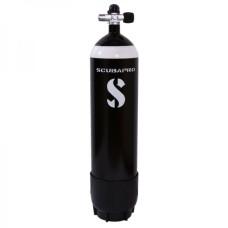 Баллон scubapro 15 л, сталь (комплект, 204 мм)