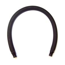 Тяги латекс sargan черные d16 мм, (кольцевая) длина 41 см