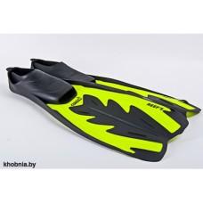Ласты для подводной охоты Reefs желтые Corrall F-367NYXXXS